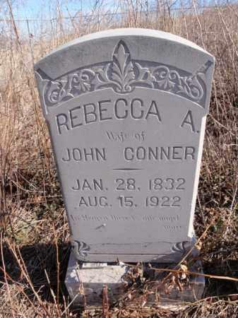 CONNER, REBECCA ANN - Carroll County, Arkansas | REBECCA ANN CONNER - Arkansas Gravestone Photos