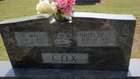 COX, C MAE - Carroll County, Arkansas | C MAE COX - Arkansas Gravestone Photos
