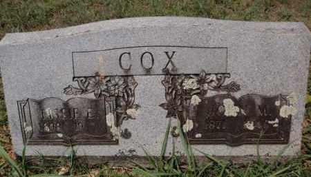 "COX, MELLISSA ""LISSIE"" E - Carroll County, Arkansas | MELLISSA ""LISSIE"" E COX - Arkansas Gravestone Photos"