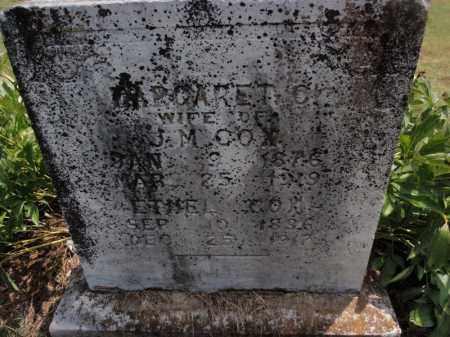 COX, ETHEL - Carroll County, Arkansas | ETHEL COX - Arkansas Gravestone Photos