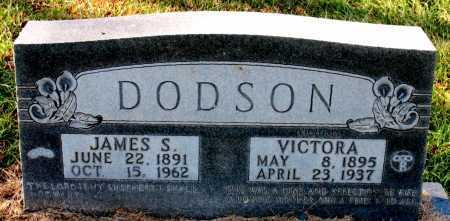 DODSON, JAMES  S. - Carroll County, Arkansas | JAMES  S. DODSON - Arkansas Gravestone Photos