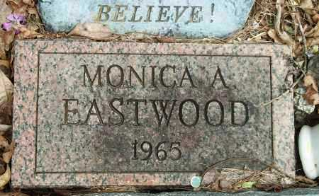 EASTWOOD, MONICA A. - Carroll County, Arkansas | MONICA A. EASTWOOD - Arkansas Gravestone Photos