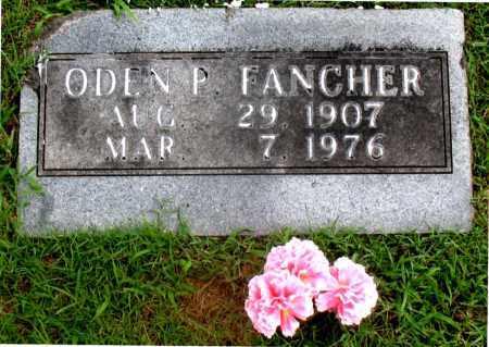 FANCHER, OGDEN P - Carroll County, Arkansas | OGDEN P FANCHER - Arkansas Gravestone Photos