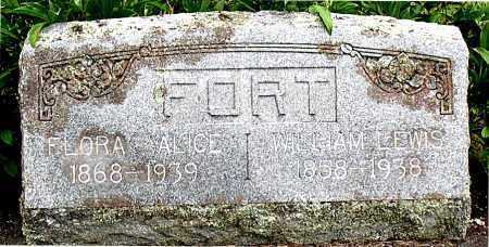 FORT, WILLIAM LEWIS - Carroll County, Arkansas | WILLIAM LEWIS FORT - Arkansas Gravestone Photos