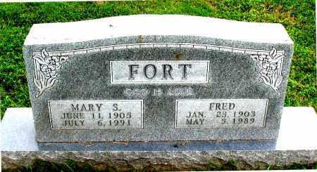 FORT, FRED - Carroll County, Arkansas | FRED FORT - Arkansas Gravestone Photos