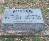 FOSTER, GARFIELD ERTON - Carroll County, Arkansas | GARFIELD ERTON FOSTER - Arkansas Gravestone Photos
