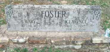 ROSSON FOSTER, MARY - Carroll County, Arkansas   MARY ROSSON FOSTER - Arkansas Gravestone Photos