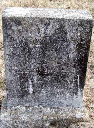 FREEMAN, ANGELINE - Carroll County, Arkansas | ANGELINE FREEMAN - Arkansas Gravestone Photos