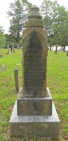 GARBER, ARGONIA S - Carroll County, Arkansas | ARGONIA S GARBER - Arkansas Gravestone Photos