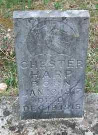 HARP, CHESTER - Carroll County, Arkansas | CHESTER HARP - Arkansas Gravestone Photos