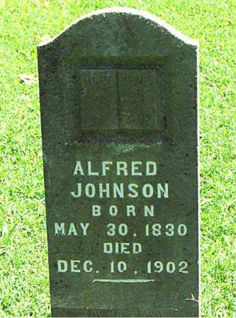 JOHNSON, ALFRED - Carroll County, Arkansas | ALFRED JOHNSON - Arkansas Gravestone Photos