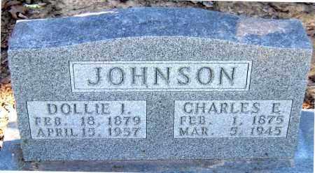 JOHNSON, DOLLIE I - Carroll County, Arkansas | DOLLIE I JOHNSON - Arkansas Gravestone Photos