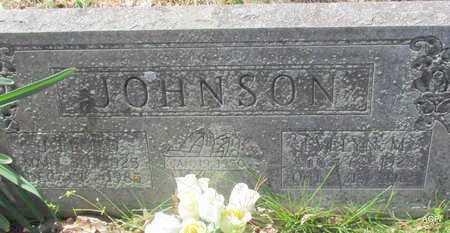 JOHNSON, EVELYN MAE - Carroll County, Arkansas   EVELYN MAE JOHNSON - Arkansas Gravestone Photos
