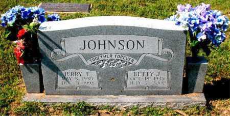 JOHNSON, BETTY  J - Carroll County, Arkansas   BETTY  J JOHNSON - Arkansas Gravestone Photos