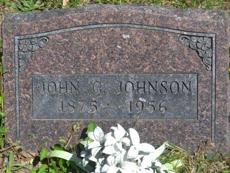 JOHNSON, JOHN C - Carroll County, Arkansas   JOHN C JOHNSON - Arkansas Gravestone Photos