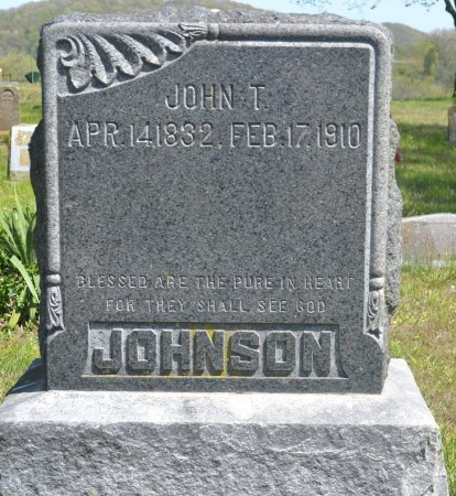 JOHNSON, JOHN T - Carroll County, Arkansas | JOHN T JOHNSON - Arkansas Gravestone Photos