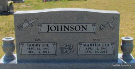 JOHNSON, MARTHA LEA - Carroll County, Arkansas   MARTHA LEA JOHNSON - Arkansas Gravestone Photos