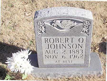 JOHNSON, ROBERT O - Carroll County, Arkansas   ROBERT O JOHNSON - Arkansas Gravestone Photos