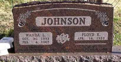 JOHNSON, WANDA  L. - Carroll County, Arkansas   WANDA  L. JOHNSON - Arkansas Gravestone Photos