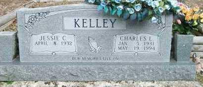 KELLEY, CHARLES L. - Carroll County, Arkansas | CHARLES L. KELLEY - Arkansas Gravestone Photos