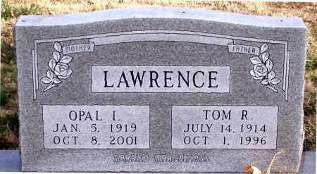 LAWRENCE, TOM  R. - Carroll County, Arkansas | TOM  R. LAWRENCE - Arkansas Gravestone Photos