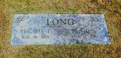 LONG, JOHN S. - Carroll County, Arkansas | JOHN S. LONG - Arkansas Gravestone Photos