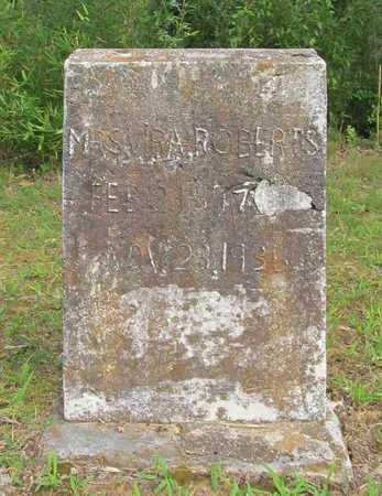 ROBERTS, VIRA - Carroll County, Arkansas | VIRA ROBERTS - Arkansas Gravestone Photos