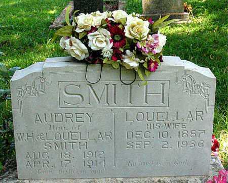 SMITH, LOUELLAR - Carroll County, Arkansas   LOUELLAR SMITH - Arkansas Gravestone Photos