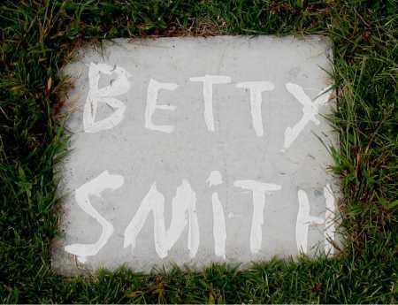 SMITH, BETTY - Carroll County, Arkansas   BETTY SMITH - Arkansas Gravestone Photos