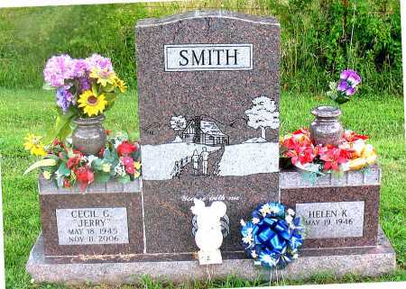 "SMITH, CECIL  G.  ""JERRY"" - Carroll County, Arkansas | CECIL  G.  ""JERRY"" SMITH - Arkansas Gravestone Photos"