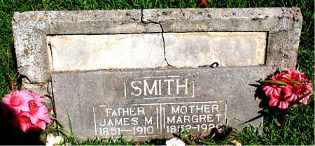 SMITH, MARGRET - Carroll County, Arkansas | MARGRET SMITH - Arkansas Gravestone Photos