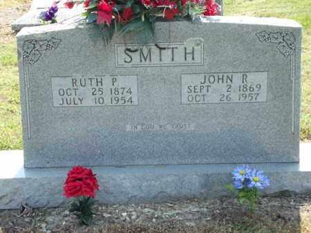 SMITH, RUTH P - Carroll County, Arkansas   RUTH P SMITH - Arkansas Gravestone Photos