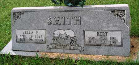 SMITH, BERT - Carroll County, Arkansas | BERT SMITH - Arkansas Gravestone Photos