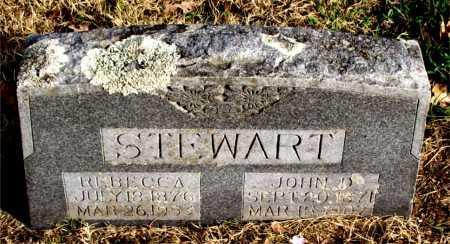 STEWART, REBECCA - Carroll County, Arkansas | REBECCA STEWART - Arkansas Gravestone Photos