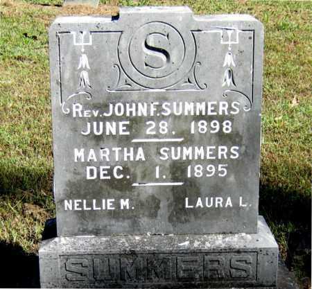 SUMMERS, LAURA L - Carroll County, Arkansas | LAURA L SUMMERS - Arkansas Gravestone Photos