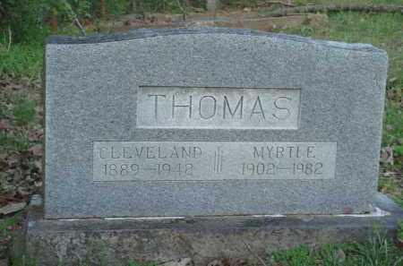 THOMAS, MYRTLE - Carroll County, Arkansas | MYRTLE THOMAS - Arkansas Gravestone Photos