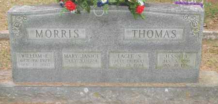 THOMAS, EAGLE S - Carroll County, Arkansas   EAGLE S THOMAS - Arkansas Gravestone Photos