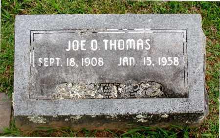 THOMAS, JOE  O. - Carroll County, Arkansas | JOE  O. THOMAS - Arkansas Gravestone Photos