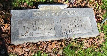 THOMAS, MERVIN - Carroll County, Arkansas | MERVIN THOMAS - Arkansas Gravestone Photos
