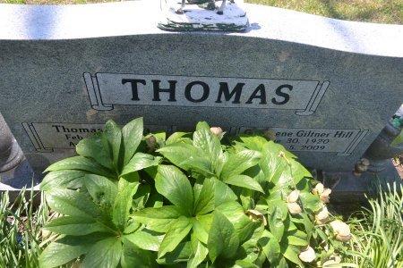 THOMAS, GEORGENE GILTNER - Carroll County, Arkansas | GEORGENE GILTNER THOMAS - Arkansas Gravestone Photos