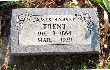 TRENT, JAMES HARVEY - Carroll County, Arkansas | JAMES HARVEY TRENT - Arkansas Gravestone Photos