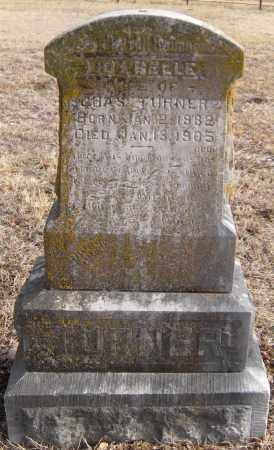 TURNER, IDA BELLE - Carroll County, Arkansas | IDA BELLE TURNER - Arkansas Gravestone Photos