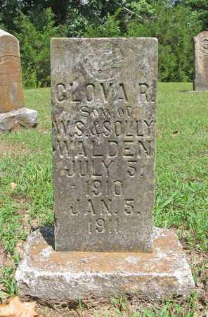 WALDEN, CLOVA R - Carroll County, Arkansas | CLOVA R WALDEN - Arkansas Gravestone Photos