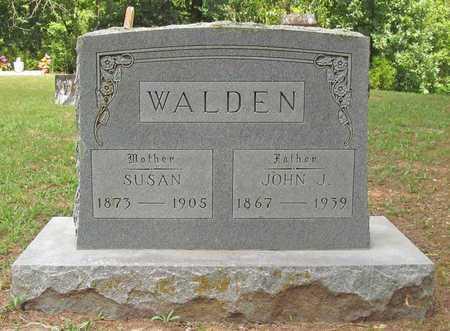 WALDEN, SUSAN - Carroll County, Arkansas | SUSAN WALDEN - Arkansas Gravestone Photos