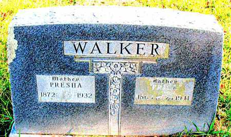 WALKER, PRICE - Carroll County, Arkansas | PRICE WALKER - Arkansas Gravestone Photos