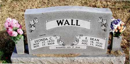 WALL, E. DEAN - Carroll County, Arkansas | E. DEAN WALL - Arkansas Gravestone Photos
