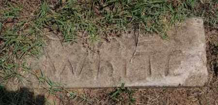 WHITE, HAL - Carroll County, Arkansas | HAL WHITE - Arkansas Gravestone Photos