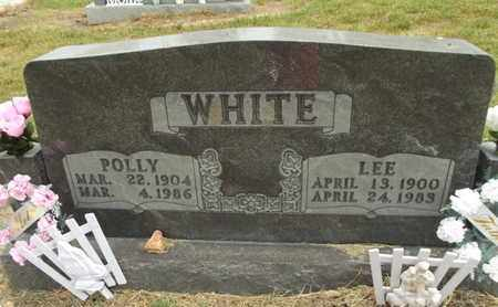 WHITE, POLLY - Carroll County, Arkansas   POLLY WHITE - Arkansas Gravestone Photos