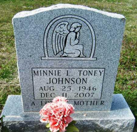 JOHNSON, MINNIE L - Chicot County, Arkansas | MINNIE L JOHNSON - Arkansas Gravestone Photos