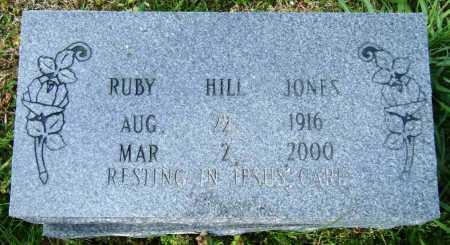 JONES, RUBY - Chicot County, Arkansas | RUBY JONES - Arkansas Gravestone Photos